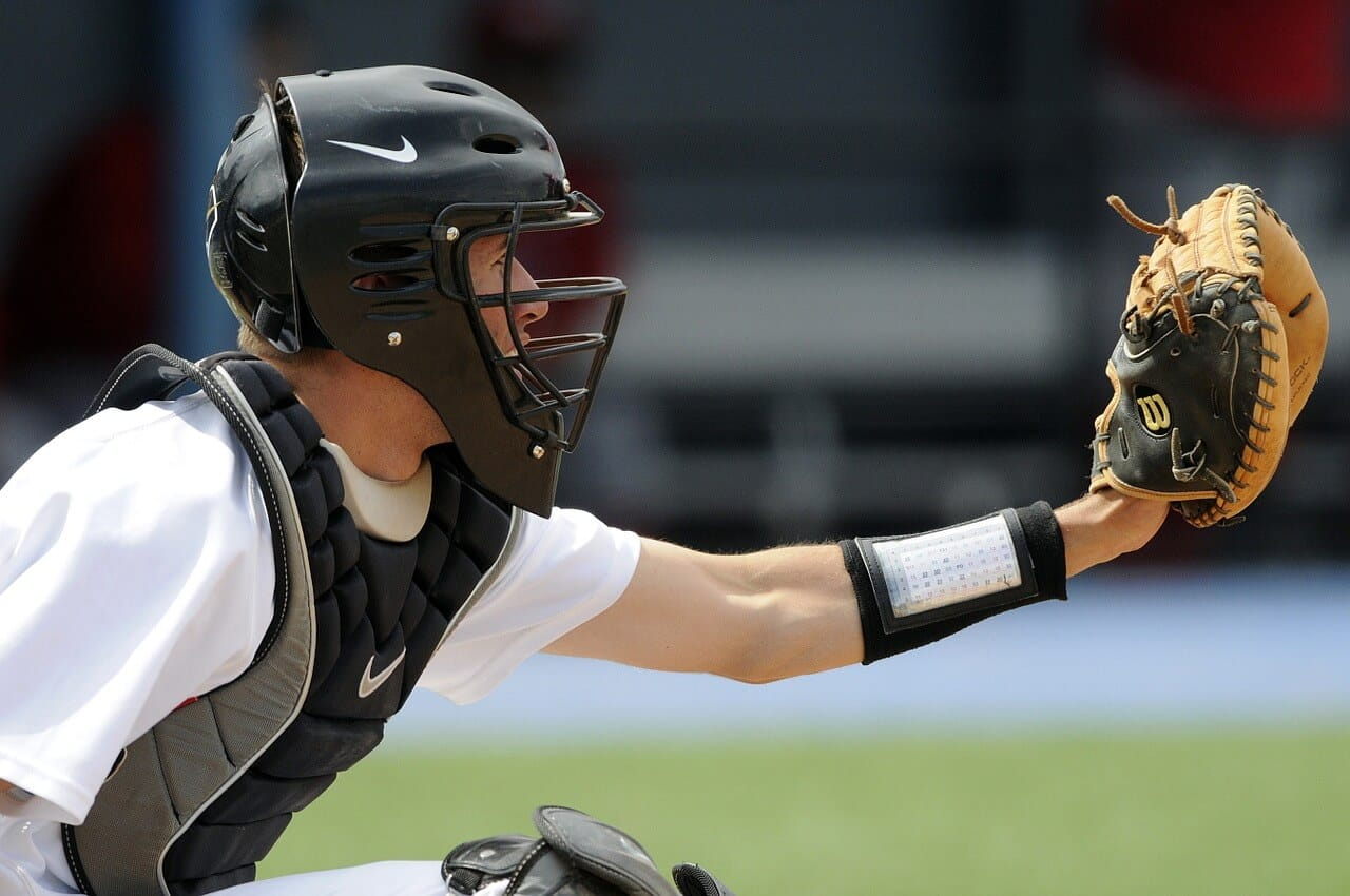 Best catchers helmet
