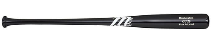 Marucci CU26 youth Pro wood bat
