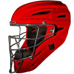 All Star MVP2510 Youth Baseball Catcher's Helmet