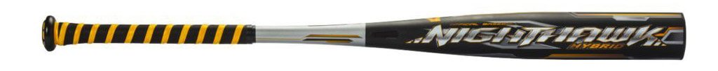 Mizuno Nighthawk Hybrid Adult BBCOR Baseball Bat