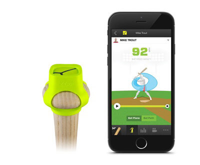 small electronic device from Zepp